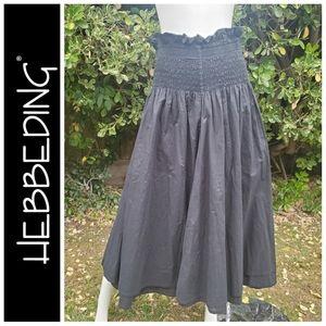 HEBBEDING cotton skirt